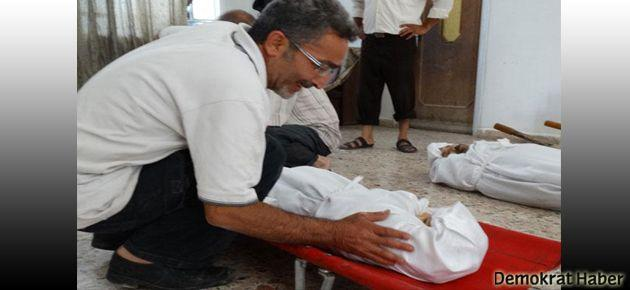 Kimyasal saldırıda Suudi parmağı iddiası