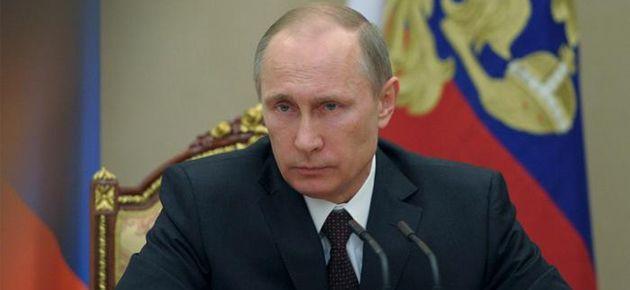 Kırım resmen Rusya'ya bağlandı