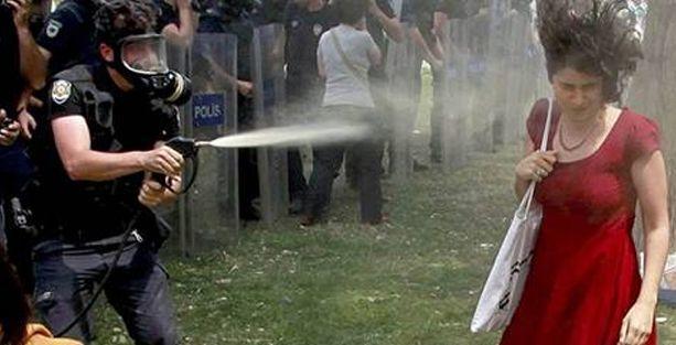 'Kırmızılı Kadın' davasında polisler birbirini suçladı
