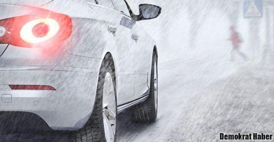 Kış lastiği özel araçlara zorunlu mu?