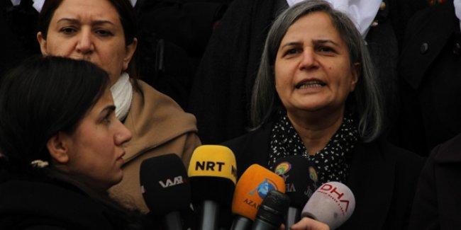 Kışanak'tan vekillere saldıran AKP'lilere: Kadına kalkan eli indirmesini biliriz