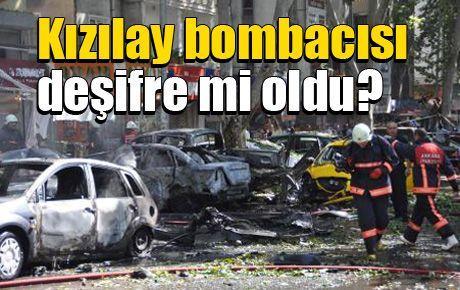 Kızılay bombacısı deşifre mi oldu?