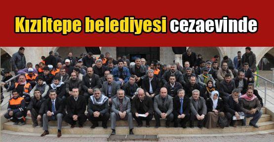 Kızıltepe belediyesi cezaevinde