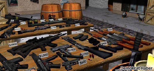 Klasoyun.com'dan En Güzel Silah Oyunları