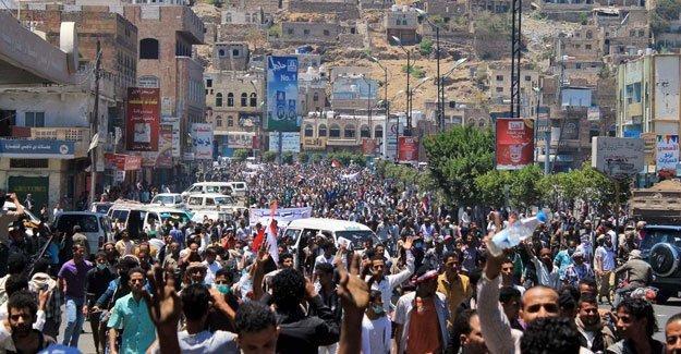 Koalisyon Güçleri: Husiler Aden'e doğru ilerliyor