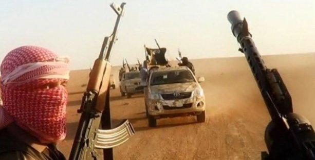 Koalisyon uçakları IŞİD'i vurdu: 100 ölü