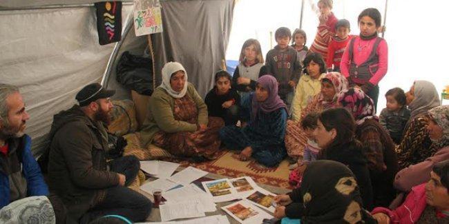 Kobani'de 'bir düşün kurulması' için harekete geçildi