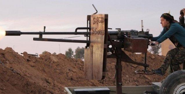 Kobani'de IŞİD işgali altındaki köylere operasyon: 5 köy özgürleştirildi