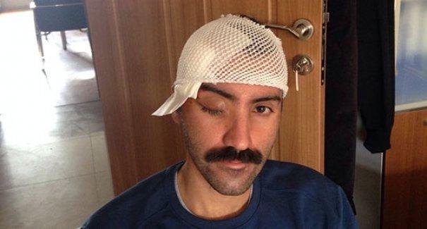 Kobani'de yaralanıp, tedavi için gelen üniversiteli genç tutuklandı