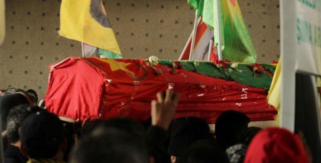 Kobani direnişinde hayatını kaybeden genç İstanbul'da toprağa verildi