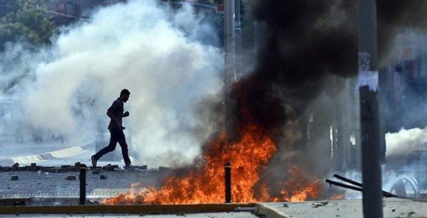 Kobani eylemlerinde ölü sayısı 35'e çıktı
