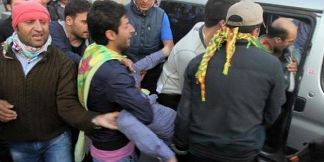 Kobani eylemlerinde polisin vurduğu Serhat Savaş hayatını kaybetti