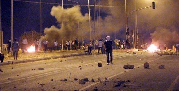 Kobani eylemlerine saldırı: 14 ölü