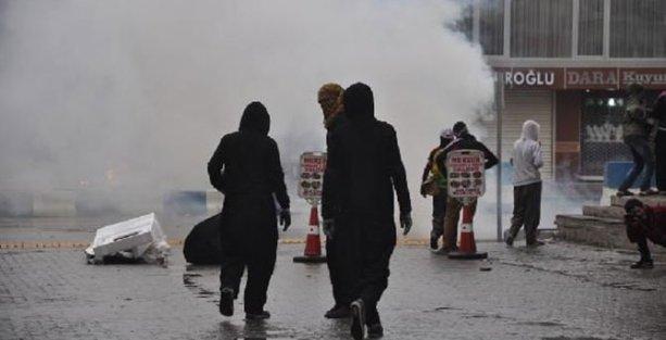 Kobani eylemlerine saldırılar devam ediyor: 7 kişi hayatını kaybetti