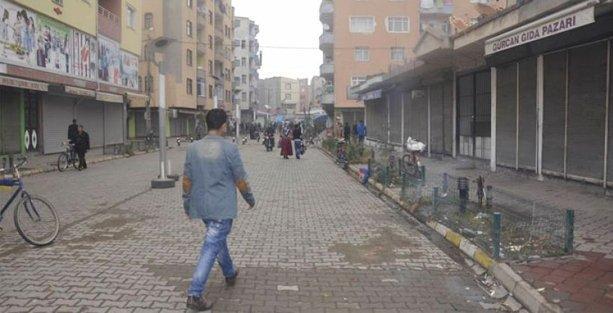 Kobani Günü, hayatı durdurdu