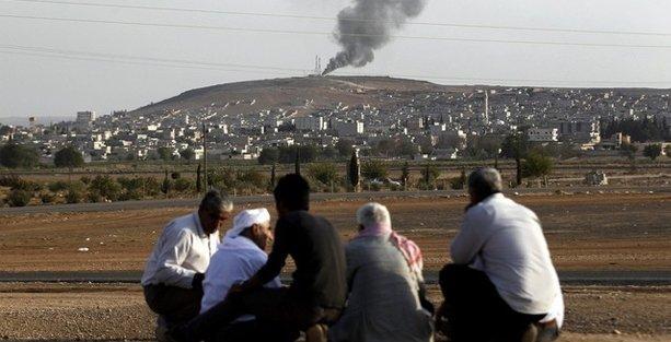 Kobani için 8 maddelik talep