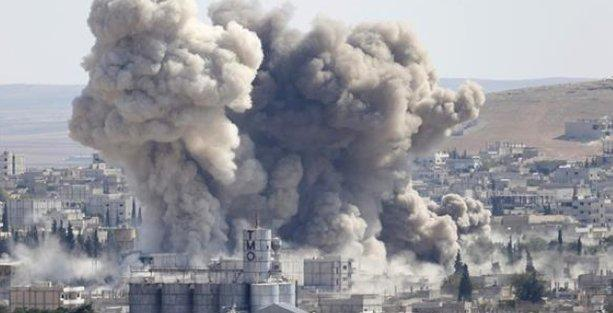Kobani, Kerkük ve Musul'da IŞİD'e darde