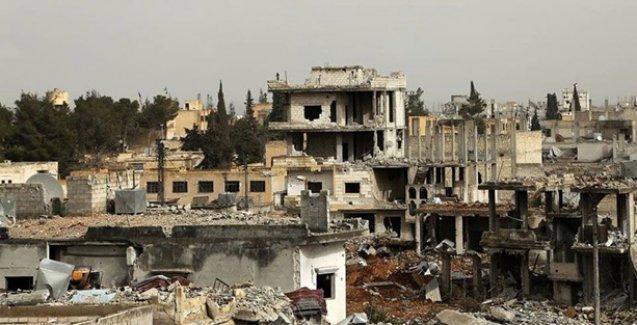Kobani'nin inşası için uluslararası kongre yapılacak