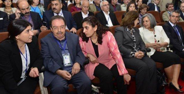 Kobani'yi Yeniden İnşa Konferansı başladı