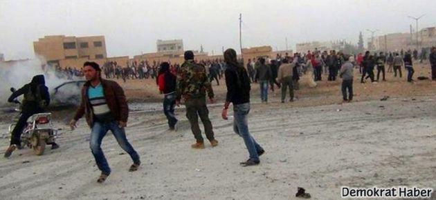 Kobani'de bombalı saldırı: 11 ölü!