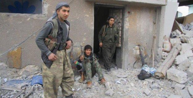Kobani'de çatışmalar: 51 IŞİD'li öldürüldü