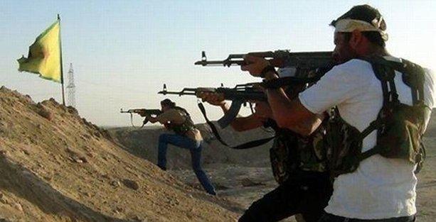 Kobani'de çatışmalar yoğunlaştı!