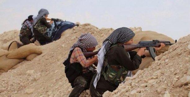 'Kobani'de inisiyatif artık YPG'de'