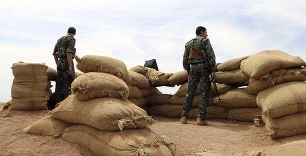 Kobani'de IŞİD saldırısı 30. gününde