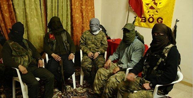 Kobani'de IŞİD'e karşı savaşan Karadenizliler anlattı