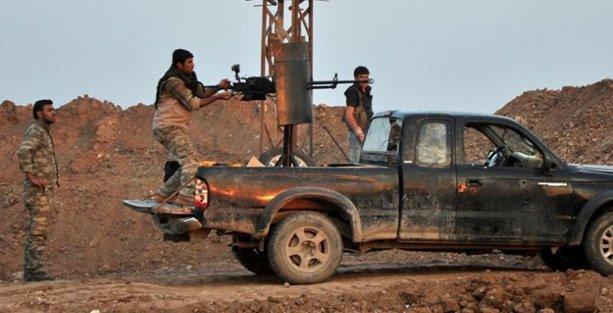 PYD, Kobani'de IŞİD'e karşı saldırıya geçildiğini duyurdu