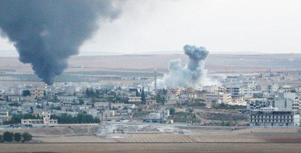 Kobani'de son durum ne?
