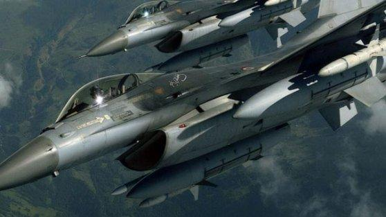 Kobani'den hava saldırılarına ilişkin açıklama