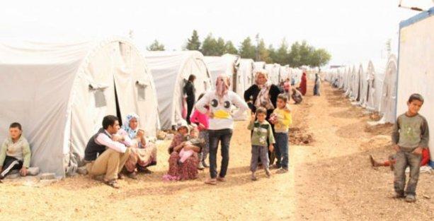 'Kobanililer kış nedeniyle ciddi sağlık sorunları ile karşı karşıya'