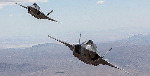 Kobani'nin doğusunda IŞİD hedeflerine hava saldırısı