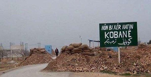 'Kobani'ye yardımı Türkiye engelledi'