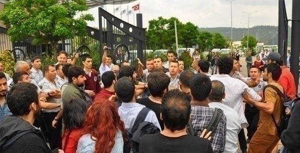 Kocaeli Üniversitesi'nde Lice eylemine katılanlara soruşturma