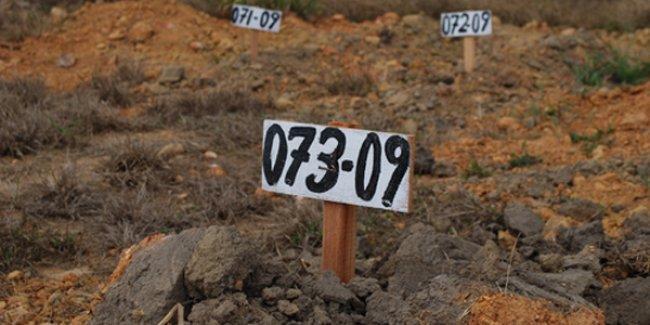 Kolombiya'da 62 kişiye ait toplu mezar bulundu
