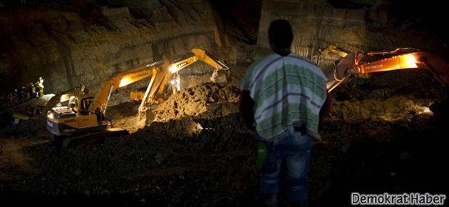 Kolombiya'da altın madeninde göçük: 3 ölü