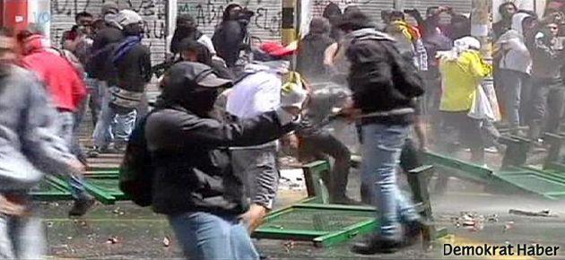 Kolombiya'da çiftçi isyanı büyüyor
