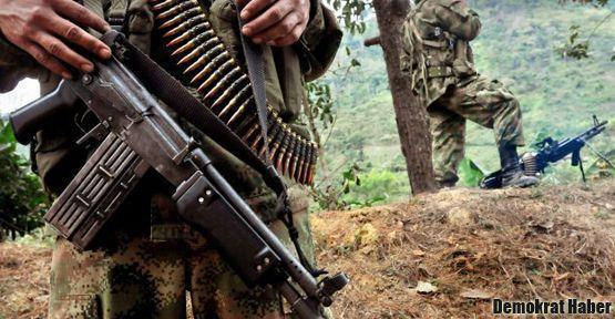 Kolombiya'da FARC ve ordu çatıştı: 7 ölü