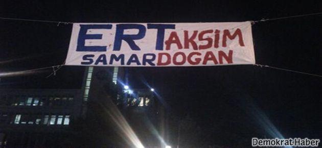 Komşu'dan Gezi'ye destek!
