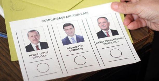 KONDA Cumhurbaşkanlığı seçimleri için tahminlerini açıkladı