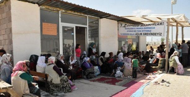 Konteyner kentte kalan depremzedelerden Başbakan'a cevap