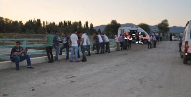 Konya'da balık tutma faciası: 4 ölü