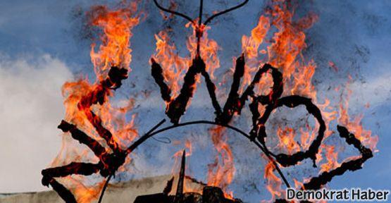 Konya'da Newroz'a 'w' engeli