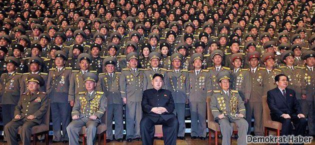 Kore yarımadasında savaş çanları