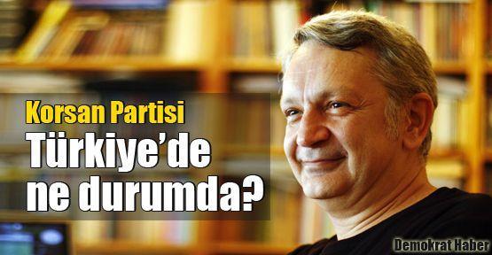 Korsan Partisi Türkiye'de ne durumda?