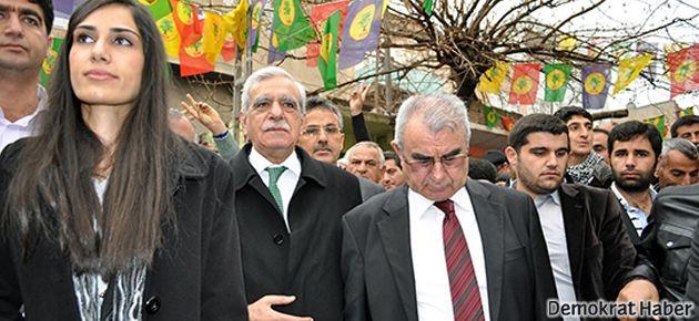 Korucu Metinan aşireti BDP'ye katıldı