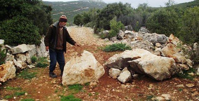 Köylülerin mücadelesi tarihi alana taş ocağını iptal ettirdi