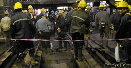 Kozlu'da 'metan' faciası